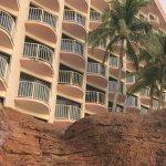 Crumbling balconies
