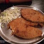Fried King Fish