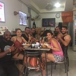 Happy team and good holidays with Burger House Kata Beach