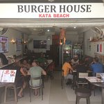 Happy team and good holidays with Burger House Kata Beach