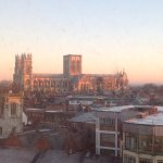Fantastic view of The Minster