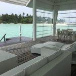 spacious watervilla