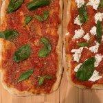 pizze al taglio da asporto con lievito madre e farine macinate a pietra