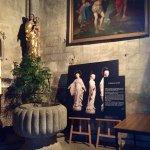 Ancienne chapelle du château des Comtes de La Marche