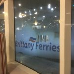 Brittany Ferries weekend visit to St Malo with a disappointing end, returning via Caen after a d