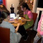 Kids party at my cafe