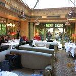 la belle salle de restaurant