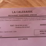 Photo de La Calebasse