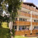 Ferienwohnungen Apartments Azur Aufnahme