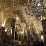 The crypt at Amalfi Cathedral