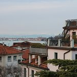 Venice over the roofs