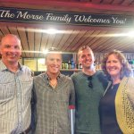 The Morse Family Welcomes You! Here to serve the Sugarloafer.