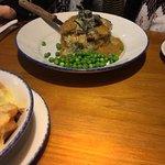 2nd visit Stilton & Mushroom Chicken