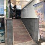 Restaurante El Cine - entrance