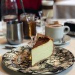 Societi Bistro Baked Cheesecake