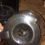kitchen appliance; coffee pot