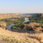 Snake River from rim trail