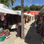 Shopping at the Hacienda