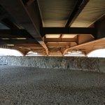 Trail passes under Perrine Bridge