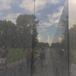 Photo of Vietnam Veterans Memorial