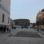 Photo de MuseumsQuartier Wien