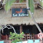 Foto de La Zebra Colibri Boutique Hotel