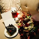 Surprise from babe & Westin Shanghai!