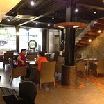 Location of Cafe in Quezon Boulevard is convenient to everyone