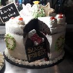 Our delicious black forest cake