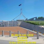 Photo of Australian Parliament House