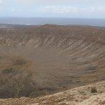 Vulkan Caldera Blanca Foto