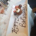 Bilde fra The Lounge Bar & Terrace at Moor Hall Hotel & Spa