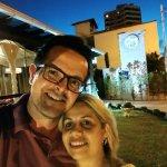 Comemorando em grande estilo 15 anos de casados...💑