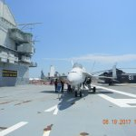 on the flight deck- aircraft displays.
