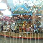 Carousel at the Riverwalk