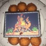 Our anniversary cake by taj