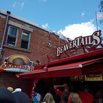 Beavertails booth in ByWard Market