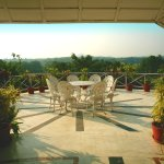 Balcony - MPT Rock End Manor Pachmarhi Photo