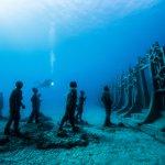 Museo Atlántico Underwater Museum