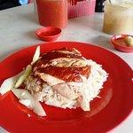 Heng Heng Hainanese Chicken Rice