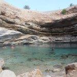 Bimmah Sink hole Photo