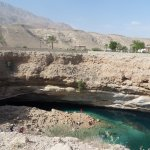 Photo of Bimmah Sink hole
