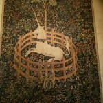 Unicorn Tapestries beautifully restored woven in Brussels 1500
