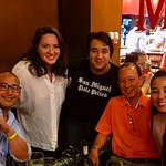 Mamou with family