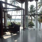Photo de The Raviz Resort and Spa, Ashtamudi