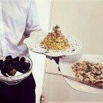 Ένας απίθανος συνδυασμός...Ραγού θαλασσινών και μαύρη τρούφα! 🍄👌 #GreekTruffle #BlackTruffle