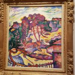 Georges Braque, The Large Trees, 1906