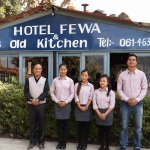This is new management Hotel Restaurant local business with all old staff.