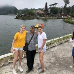 Day 2 of 3 day trip with Nyoman at Pura Ulun Danu Bratan