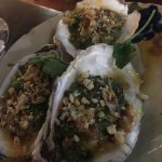 Five Oysters Foto